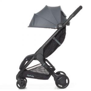Dječja kolica za bebe Metro-Sivi.3