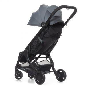 Dječja kolica za bebe Metro-Sivi.4