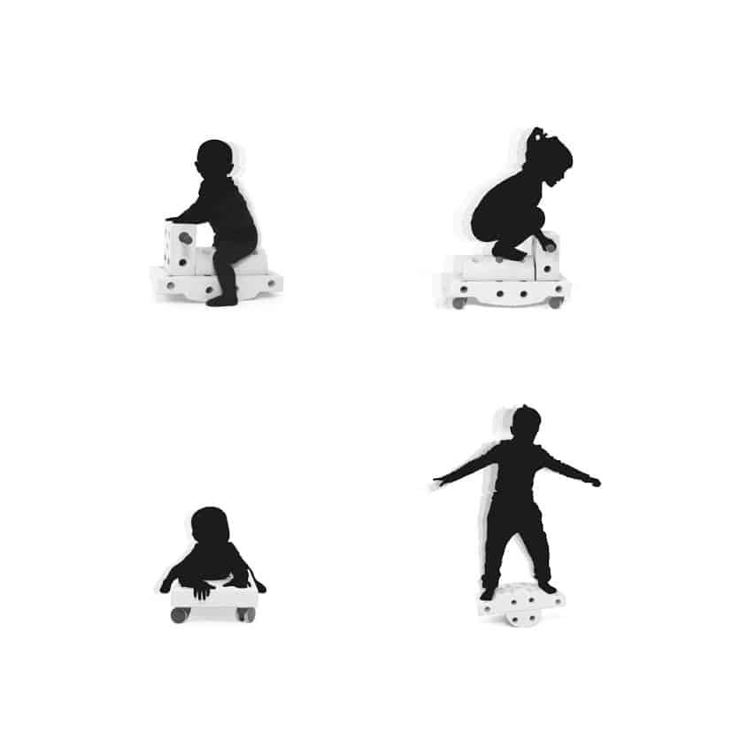 Igračke za bebe i djecu - Modu Curiosity Set 2