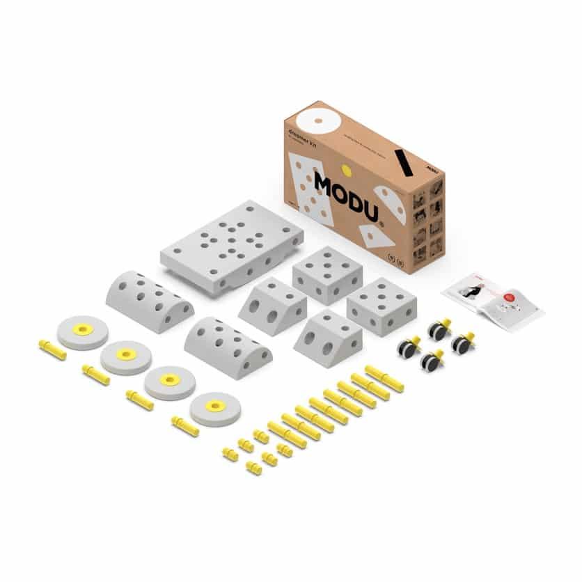 Igračke za bebe i djecu - Modu Dreamer Set Žuti