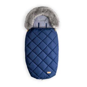 Zimska vreća za dječja kolica za bebe – Blue