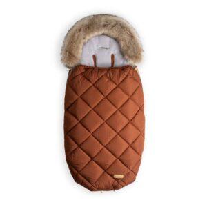 Zimska vreća za dječja kolica za bebe – Cinnamon