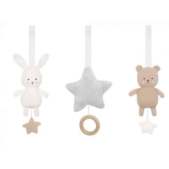 igračke za bebe - medo za baby gym 2