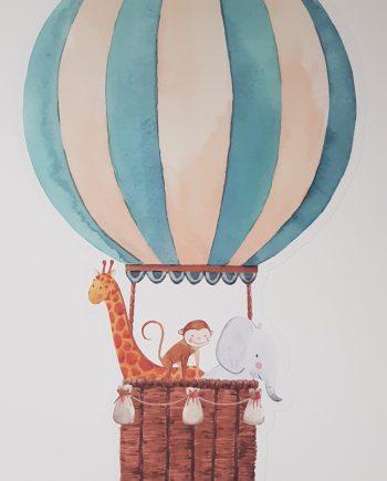 Naljepnica Balon
