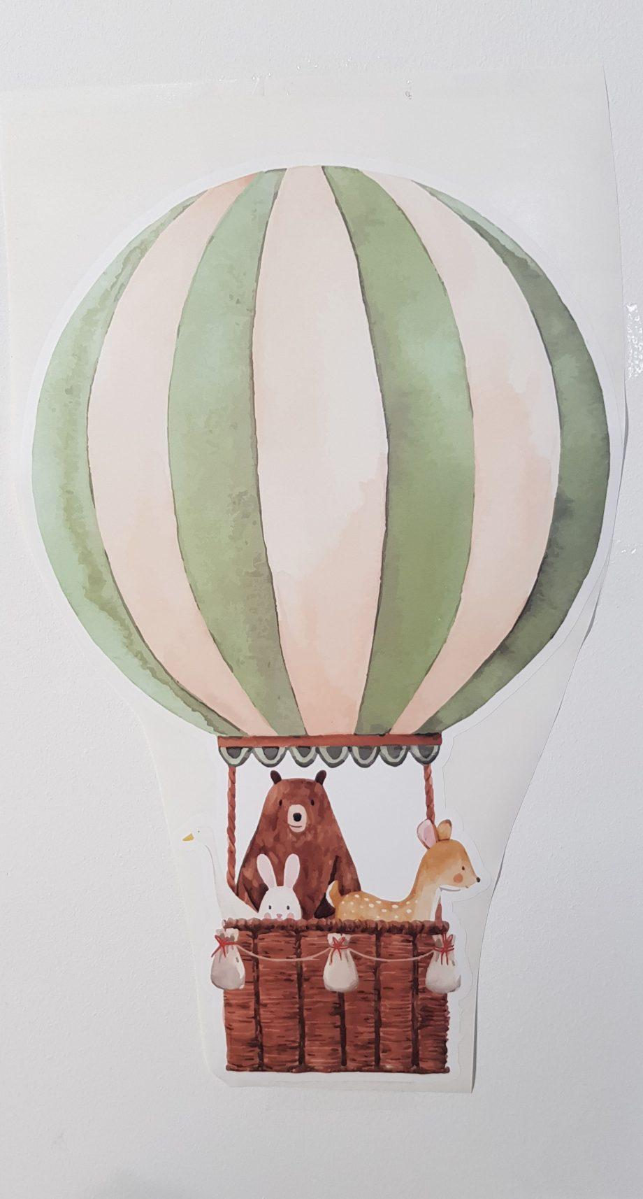 Naljepnica Baloni