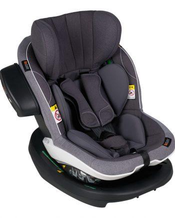 autosjedalica za bebe BeSafe iZi-Modular-X1-i-Metallic siva
