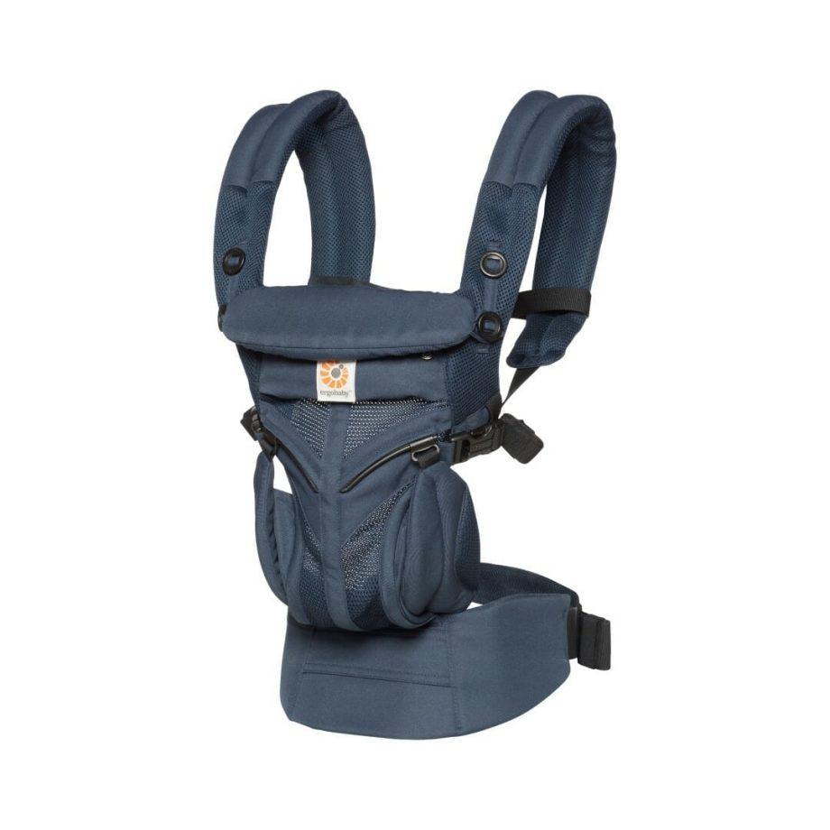 Nosiljka za Bebe - Ergobaby Omni-360-Cool-Air-Ponoćno plava